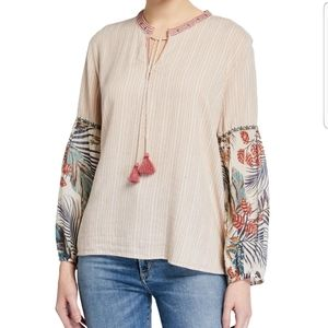 Johnny Was | Effortless Peasant Blouse